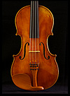 McCluskie Hand-Crafted Violin #372 for Sale
